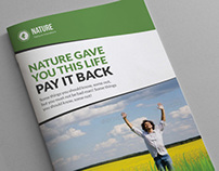 Nature & Ecology Brochure