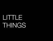 VIDEOS: Little Things