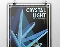 Crystal Light Poster