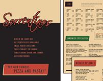 Sorrentino's Restaurant Menu