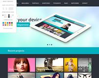 WideBox - Responsive Multi-Purpose Theme