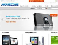 AwardZone eCommerce