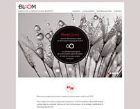 Site Web Agence Bloom