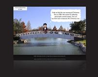 DBU – 2009 Alumni Relations Interactive Christmas Card