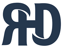 RH Logo design