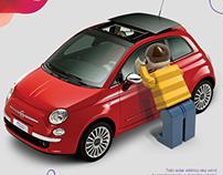 Anúncios | Fiat | Toyota