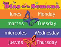 Bilingual (Spanish/English) Posters