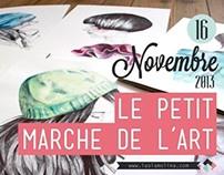 Le petit marché de l'art 2013
