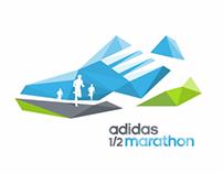 Adidas Москва Half Мarathon 2011 - MAKING