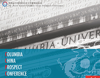 The Third Annual Columbia China Prospects Conference