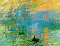 Monet wine