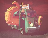 Doom Wagon