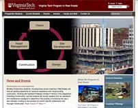Program in Real Estate