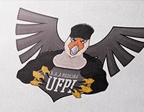 Carcará UFPI - Proposta de mascote para atlética