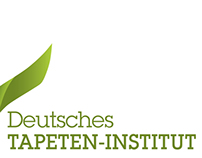 Deutsches Tapeten Institut Corporate Design