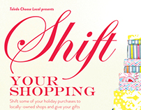 Shift Your Shopping for Toledo Choose Local