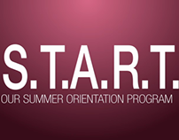 Philadelphia University S.T.A.R.T. Welcome Video