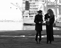 Fashion Collection by Júlia Coma - Shooting