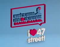 47 Street Día de la Madre.