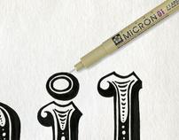 Micron Pen Ad Campaign