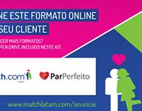 Match.com Latam Ad