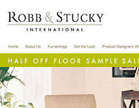 Website / Robb & Stucky International
