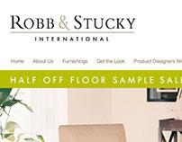 Website / Robb & Stucky International