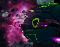 Ultra T Space Batlle