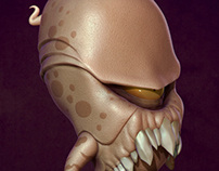 Miscellaneous Zbrush Work
