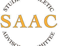 Student Athletic Advisory Committee (SAAC) Logo