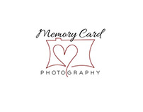 Memory Card Photography Logo