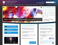 Toledo Symphony Website