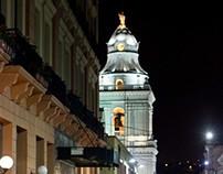 Una Noche en Quito