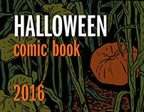 comic book 2016