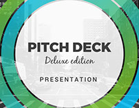 Pitch Deck Deluxe Powerpoint Template