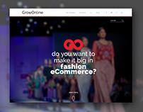 GrowOnline Website
