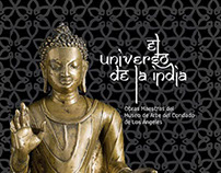 "Totem Interactivo ""El Universo de la India"""
