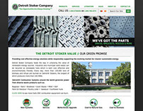 Detroit Stoker Website