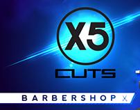 X5 Cuts Barbershop