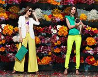 Cosmopolitan : Bloomin' Colour!