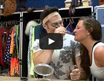 Cirque du soleil - Behind the scenes video