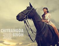 Hello : CHITRANGDA SINGH