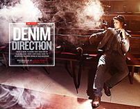 Men's World : DENIM DIRECTION