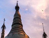 Yangon and Bago City, Myanmar (Pagodas and Temples)