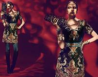 Rajdeep Ranawat - Quixotic Regalia, Autumn Winter 2013