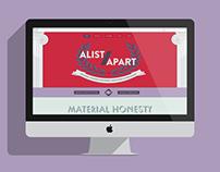 AlistApart Web Design