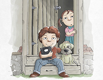 Children's Book Illustrations 2 - Feyza Hepçilingirler