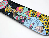 IFO Skateboards - Revenge of the Endangered Animals