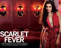 Femina : SCARLET FEVER