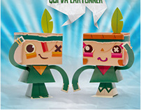 PLAYSTATION - TEARAWAY